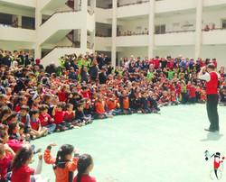 2019.04 Show MBW School Cairo Egypt