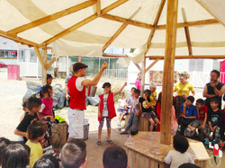 2019.06 Refugee Camp Oinifyta Greece