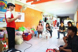 2017.07.06 Lecture University Department of Fine Art University of Khon Kean 1 bis