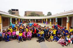 2015.10.05 11am Show Centro Comunitario SOS Peru, Callao, Lima, Peru 5 bis
