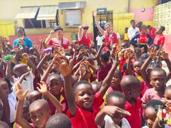 2019.05 Show Heaven School, Accra