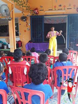 2017.09.11 Show MBW Pusat Jagaan Kasih Sayang Angel Orphanage Melaka Malaysia 8 bis