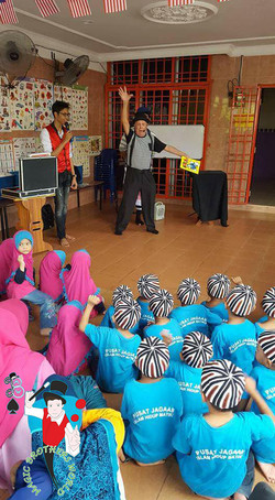 2017.10.10 Show MBW Pusat Jagaan Islam Hidup Matiku Orphanage with Robert Sode Alor Setar Malaysia 4