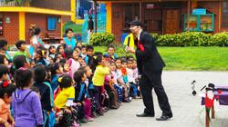 2015.10.06 4pm Show Centro Comunitario SOS Peru Huascar, San Juan de Lurigancho, Lima, Peru 5 bis