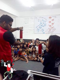 2017.09.08 Show MWB Burmese Refugee School KL Malaysia 4 bis