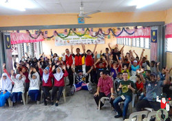2017.10.09 Show MBW Perkim Orphanage with Robert Sode Alor Setar Malaysia 1 bis