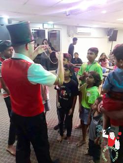 2017.09.09 Show MBW Sri Lanka Refugee School KL Malaysia 3 bis