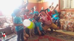 2019.04 Show Orphanage Cairo Egypt