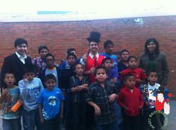 2014.12.27 Show de magia orfanato Casa Hogar Loyola Las Trojes, Leon, Mexico 3 bis
