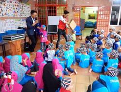 2017.10.10 Show MBW Pusat Jagaan Islam Hidup Matiku Orphanage with Robert Sode Alor Setar Malaysia 3
