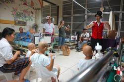 2017.07.06 Show Public Hospital Khon Kean 2-2 1 bis
