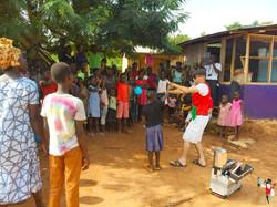 2019.05 Show Akwas Village, Ghana