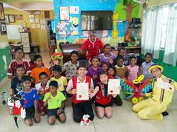 2017.06.18 Show MBW Pusat Jagaan Siddhartan Orphanage KL Malaysia 1 bis