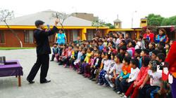 2015.10.06 4pm Show Centro Comunitario SOS Peru Huascar, San Juan de Lurigancho, Lima, Peru 1 bis