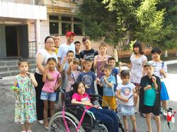 Janulya Orphanage in Almaty