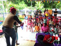 2017.09.11 Show MBW Pusat Jagaan Kasih Sayang Angel Orphanage Melaka Malaysia 21 bis