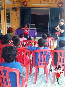 2017.09.11 Show MBW Pusat Jagaan Kasih Sayang Angel Orphanage Melaka Malaysia 15 bis