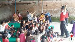 2017.07.15 Show MBW Orphanage Kathmandu 12 bis