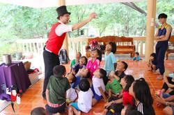 2017.07.07 Show Bann Luk Rook Orphanage Khon Kaen Thailand 7 bis