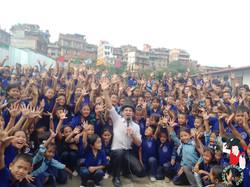 2017.07.21_Show_Shanti_Niketan_public_school_Bhaktapür_Nepal_1_bis