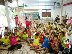 2017.08.25 MBW Show Bann Muong Wan Village Khon Kaen 1 bis