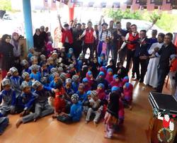 2017.10.10 Show MBW Pusat Jagaan Islam Hidup Matiku Orphanage with Robert Sode Alor Setar Malaysia 1