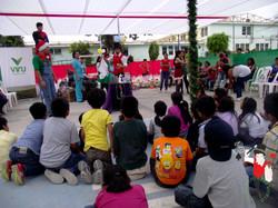 2015.12.18 Show en el Hospital Regional, Trujillo, Peru 4 bis