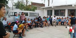 2015.02.20 Show de magia casa hogar El Buen Samaritano, Veracruz, Mexico 3 bis