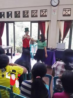 MBW Show Widhya Asih, Bangli
