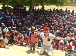 2017.10.29 Show MBW School Cabrousse Senegal