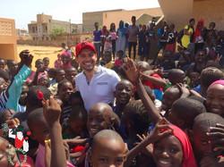 2017.10.25 Show MBW School Dakar Senegal