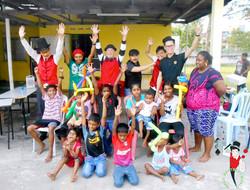 2017.10.22 Show MBW Hope Children Centre Rumah Anak Yatim Orphanage Melaka Malaysia 1 bis