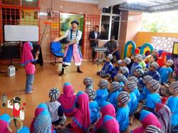 2017.10.10 Show MBW Pusat Jagaan Islam Hidup Matiku Orphanage with Robert Sode Alor Setar Malaysia 9