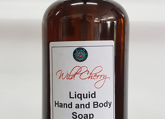 Caroline's Liquid Hand and Body Soap 250g