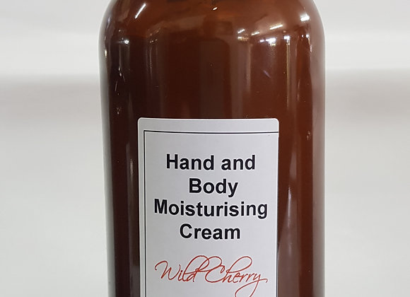 Caroline's Hand and Body Moisturising Cream 450g