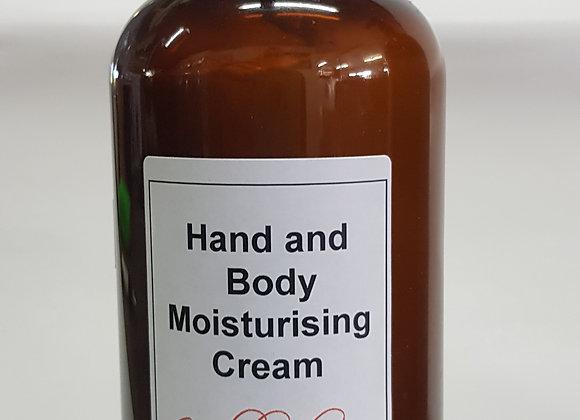 Caroline's Hand and Body Moisturising Cream 225g