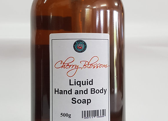 Caroline's Liquid Hand and Body Soap 500g