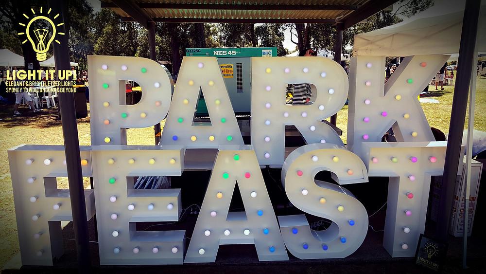 Light Up Letters Sydney