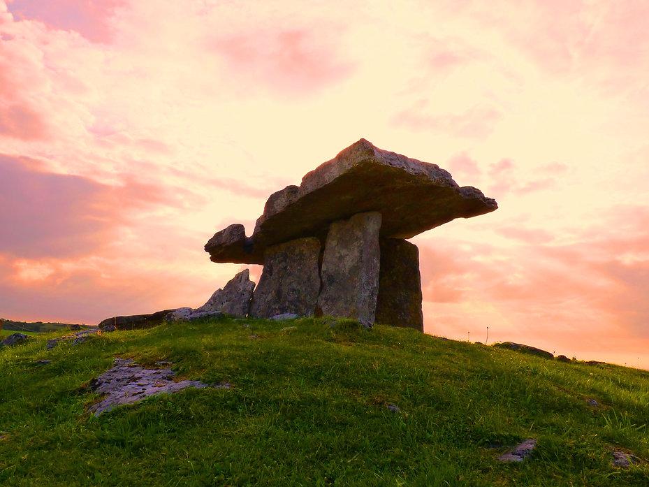 #5 Dolmens - symbols of Ireland.jpg