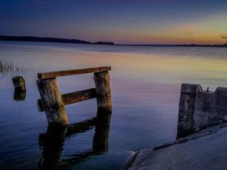 Wrzosowo Bay Sunset