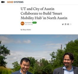UT and City of Austin