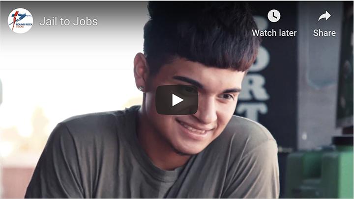 City of Round Rock helps create new beginnings through Jail to Jobs program