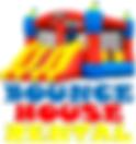 Bounce House Rental of Harvest, AL Logo, Serving Huntsville, Madison, Redstone, Athens, Ardmore, Hazel Green, Elkmont, Meridianville