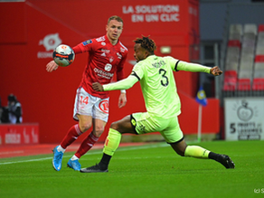 Brest 3-1 DFCO : David, fais-moi mal