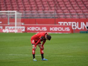 DFCO 0-1 Reims : Dix de chute