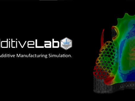 Additive Manufacturing Simulation - Build Failure Risk Assessment.