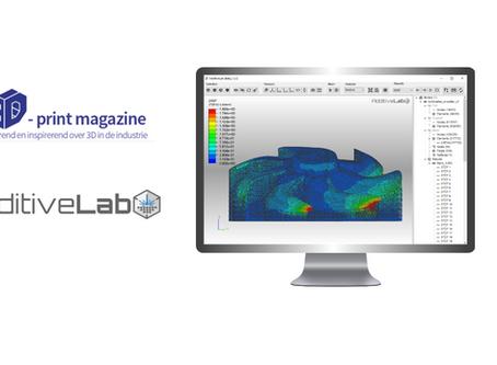 AdditiveLab featured on Belgian 3D Print Magazine