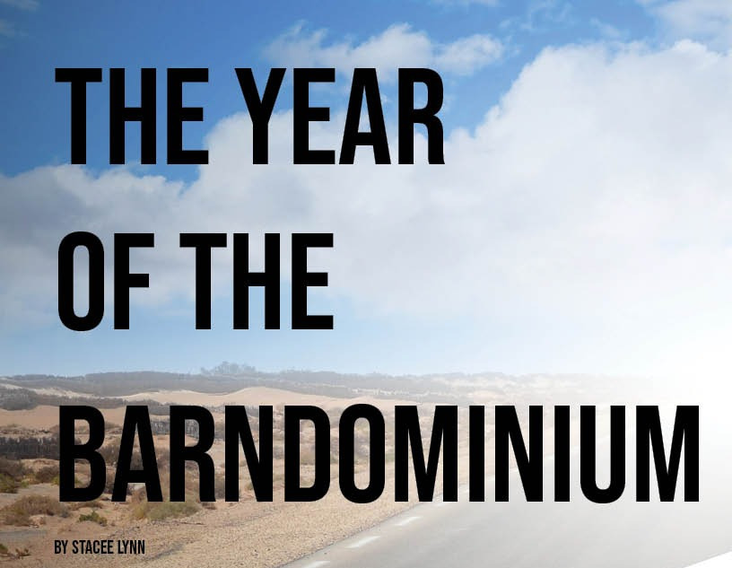 2021 Is The Year of the Barndominium