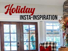 Holiday Insta-Inspiration