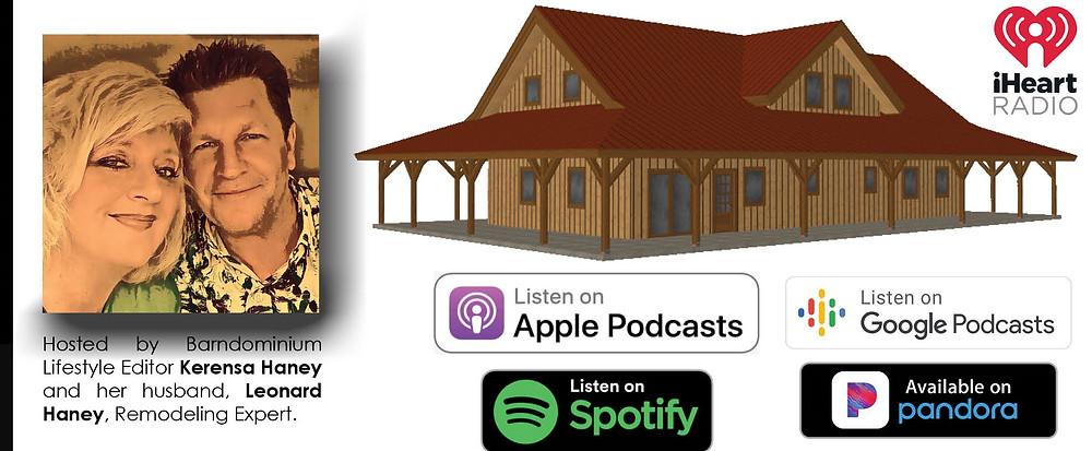 Barndominium Lifestyle Podcast